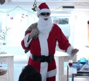 Julemanden findes!