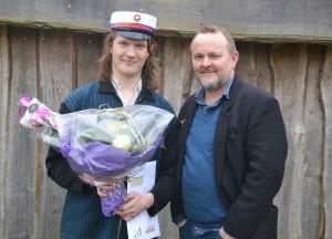 Tillykke til Henrik