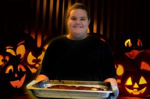 """KøkkenHoldet serverede """"Uhyggelig"""" mad  – HAPPY HALLOWEEN"""