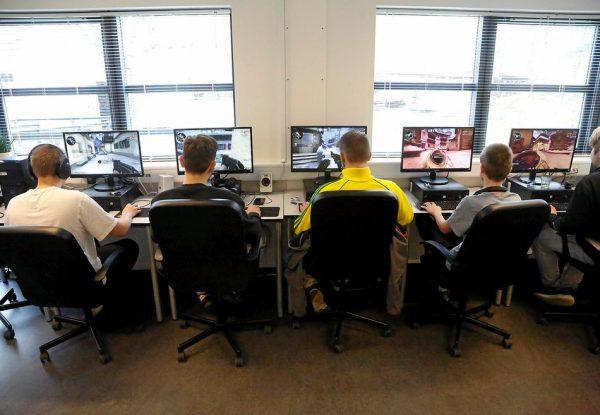E-sport på FTL, artikel
